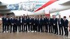 Solari se lleva a 25 jugadores a Abu Dabi