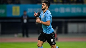 Suárez espera enfrentar a Salah con su selección