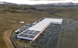 Tesla reduce su plantilla al 75% en una de sus fábricas por el coronavirus