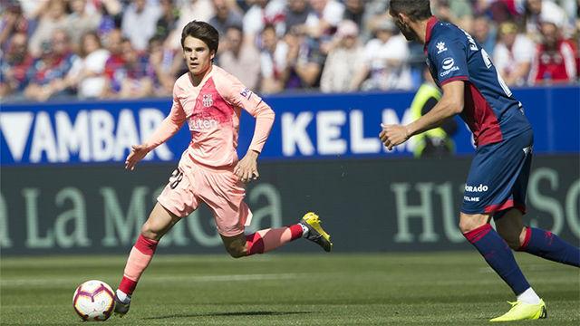 Todibo, el mejor en el Huesca - FC Barcelona