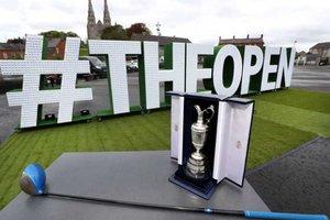 Todo a punto para el Open Championship
