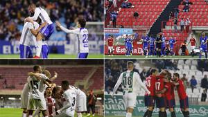 Todos los goles de la jornada 14 de la Liga 123