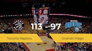 Toronto Raptors logra la victoria frente a Orlando Magic por 113-97