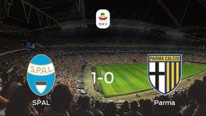 Tres puntos para el equipo local: SPAL 1-0 Parma