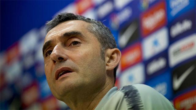 Valverde: Estoy decepcionado, pensaba que me iban a salir superpoderes