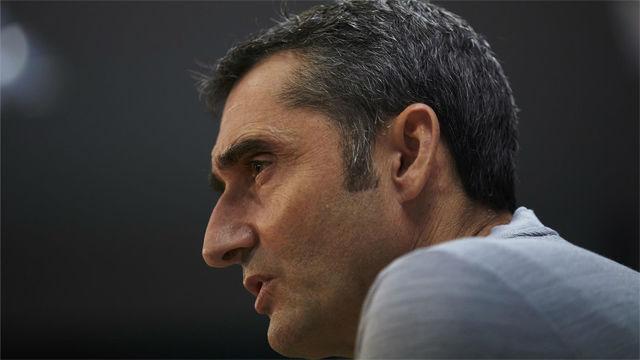 Valverde: He hablado con Vidal