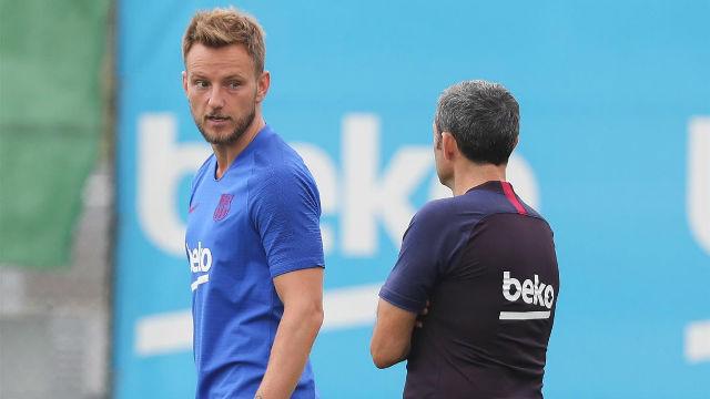 Valverde: ¿Rakitic? Qué quieres que te diga