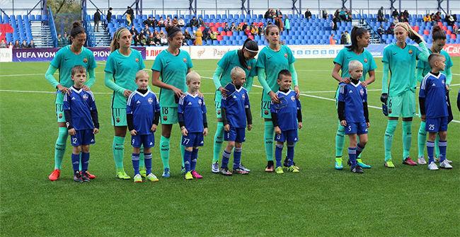 Vea los goles del FK Minsk-FC Barcelona (0-3) de la Champions femenina