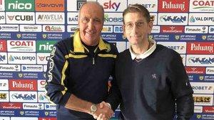 Ventura entrenará al Chievo Verona