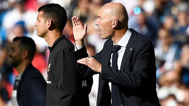 Zidane: Areola sabe que ha cometido un error