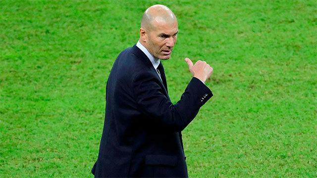Zidane: Todavía no hemos ganado nada