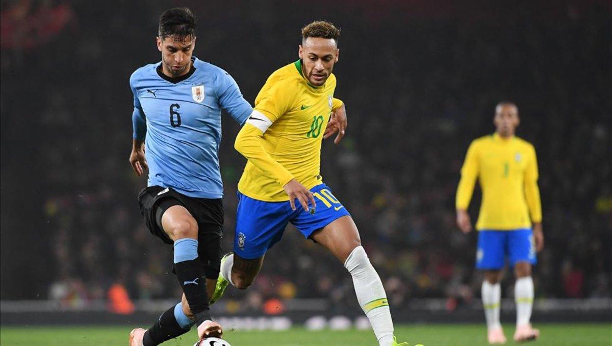 Neymar sobre eliminación de Brasil en el Mundial
