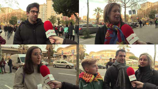 ¿Abrirías el Camp Nou para el Barça Femenino? La afición opina