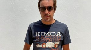 Alonso, orgulloso de su regreso a Renault