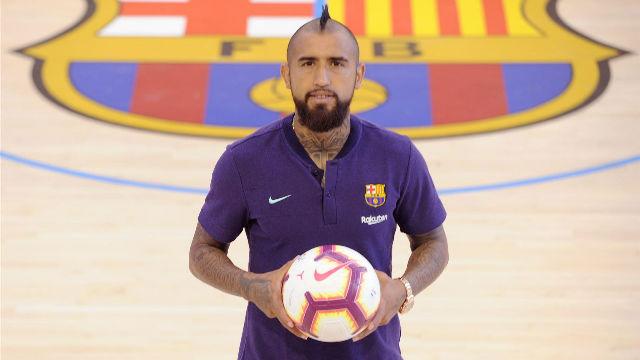 Arturo Vidal: Me gané el derecho de estar en el mejor club del mundo