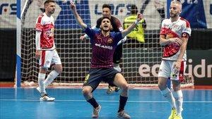 Barça y ElPozo siguen esperando fecha para la Final Four de la Champions
