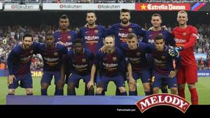 El Barcelona ganó con solvencia al Villarreal en el Camp Nou