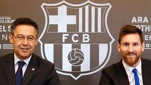 Bartomeu y Messi, el colapso
