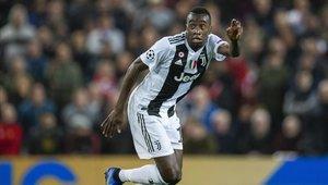Blaise Matuidi no tenía lugar en la Juventus de Pirlo
