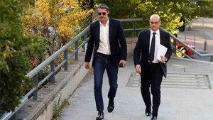 Caminero ha sido condenado a cuatro meses de prisión