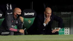 Centenar victorias de Zidane en Liga