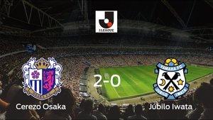 El Cerezo Osaka se impone por 2-0 al Júbilo Iwata
