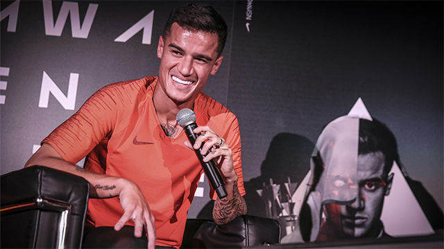 Coutinho: Messi es imprevisible