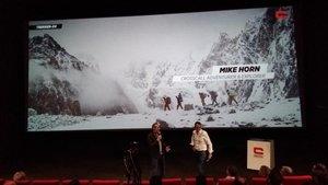 Cyril Vidal CEO de Croscall en la presentación del TrekkerX4