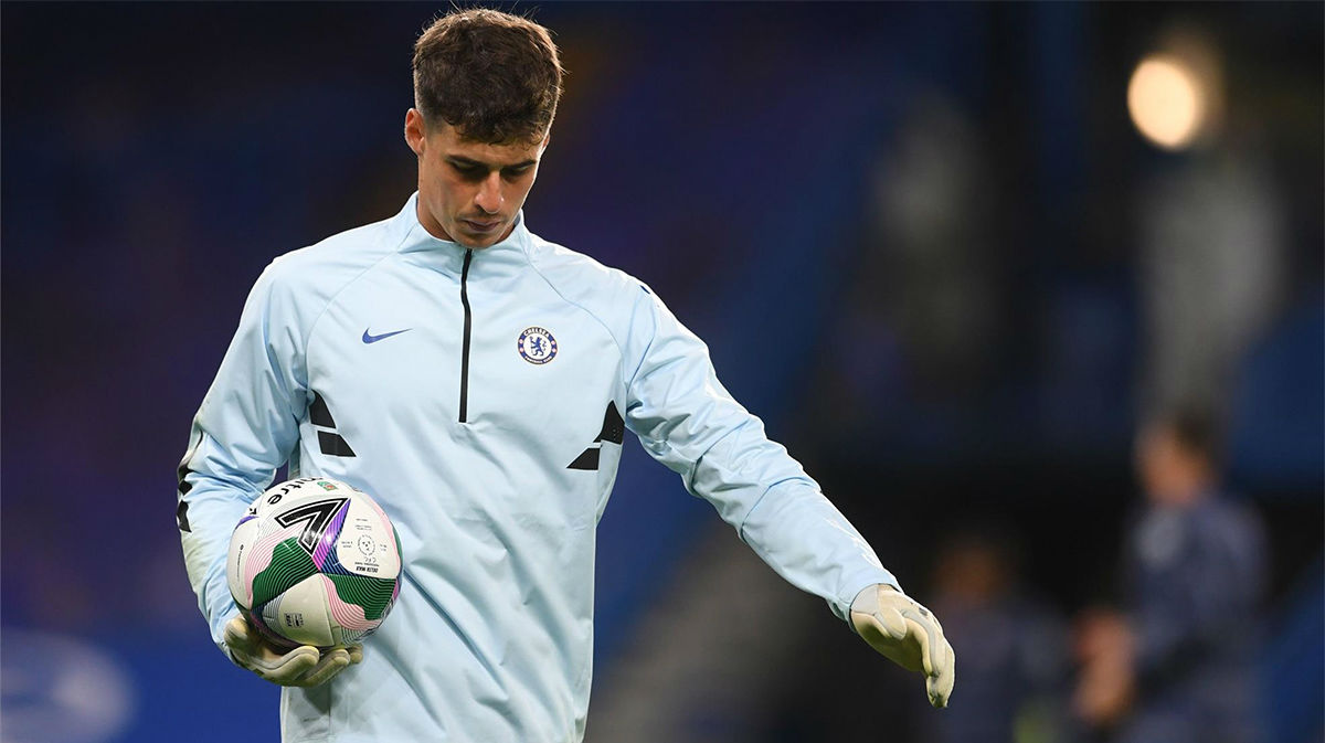 El dilema de Lampard: ¿Kepa, Willy Caballero o Mendy?