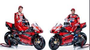 Ducati ya tiene lista su Desmosedici GP20