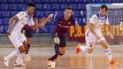 Dyego firmó un extraordinario partido ante el Zaragoza
