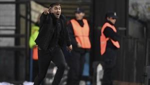 Eduardo Coudet ha llevado a Racing a conseguir la punta de la Superliga Argentina