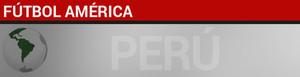 Foto recurso: Fútbol-América-Perú