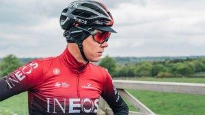 Froome, convencido que puede liderar al Ineos en el Tour