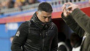 García Pimienta lamentó que el filial se dejara remontar después de un inicio espectacular