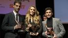 Ona Carbonell, Marc Márquez y Gerard López, campeones del 2017