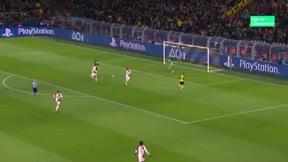 El gol tempranero de Jadon Sancho ante el Slavia de Praga