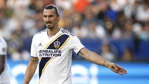 Ibra quiere ganar el título de la MLS con los LA Galaxy