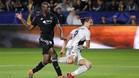 Ibrahimovic, en acción