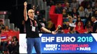 Jordi Ribera dirige la selección española de balonmano desde 2016