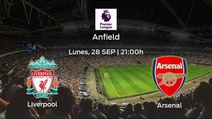 Jornada 3 de la Premier League: previa del duelo Liverpool - Arsenal
