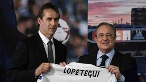 Julen Lopetegui ya sabe que Florentino Pérez le exige la Champions