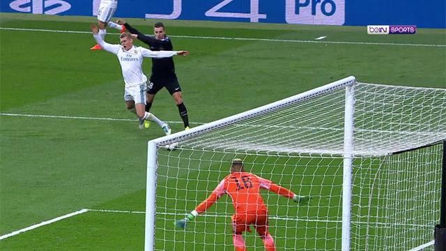 LACHAMPIONS | Real Madrid - PSG (3-1): El dudoso penalti de Lo Celso a Kroos
