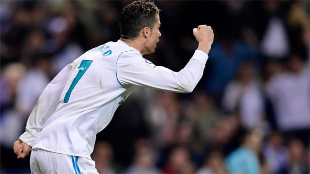 LALIGA | Real Madrid - Athletic (1-1): El gol de Cristiano