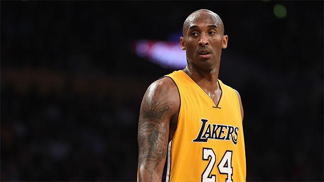 Las camisetas de Kobe Bryant en las finales de la NBA serán subastadas