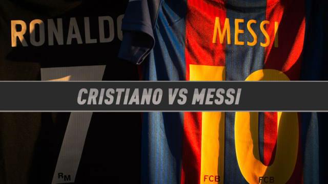 Las cifras definitivas del mayor duelo de la historia del fútbol: Messi vs Cristiano