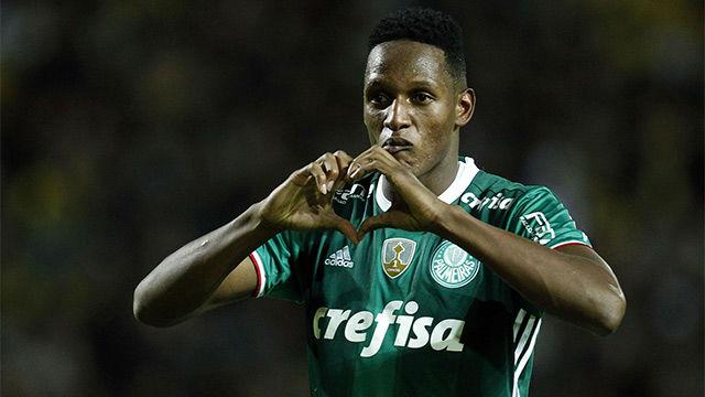 Las cualidades futbolísticas de Yerry Mina