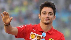 Leclerc, ilusionado ante la nueva etapa que se le presenta