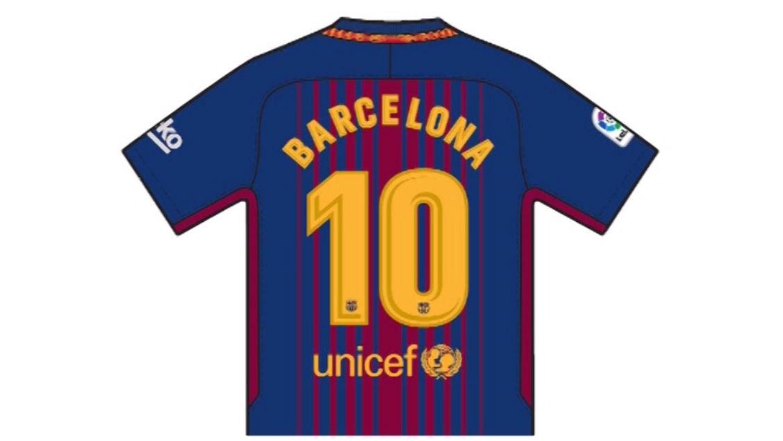 Los jugadores del Barça lucirán Barcelona en vez de su nombre ante el Betis