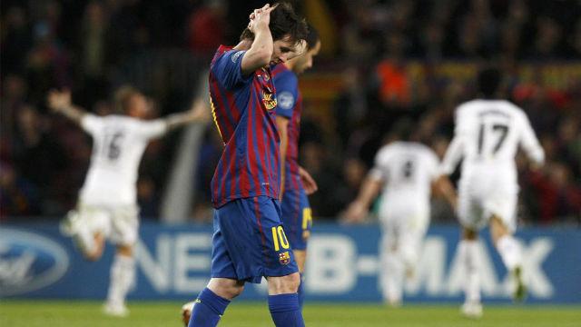 La maldición de Messi contra el Chelsea
